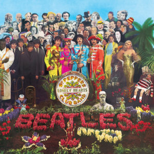 Sgt Peppers Album Cover
